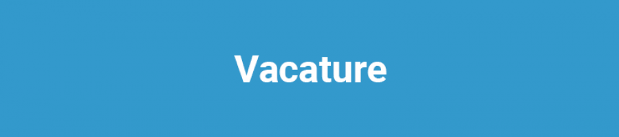 Vacature Adjunct Secretaris (v/m)